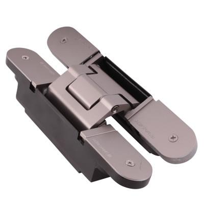 Simonswerk Tectus TE340 3D Hinge - 160 x 28mm - Stainless Steel