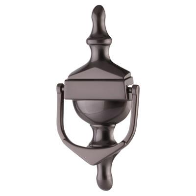 Victorian Urn Knocker - uPVC/Timber - 162 x 76mm - Satin Bronze