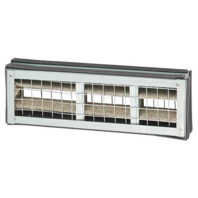 60-Minute Intumescent Air Transfer Vent - 225 x 75mm)