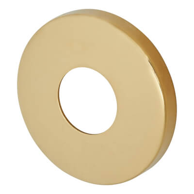 Altro 52 x 6mm Rose Set - for 19mm handles - PVD Brass