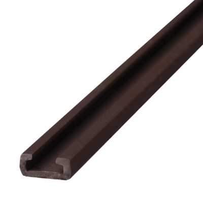 Exitex Plain Pile Carrier - 2200mm - No Pile - Brown
