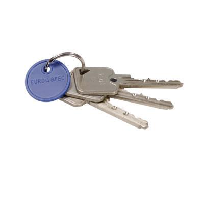 10 Pin Cylinder Key - Extra Differ Key