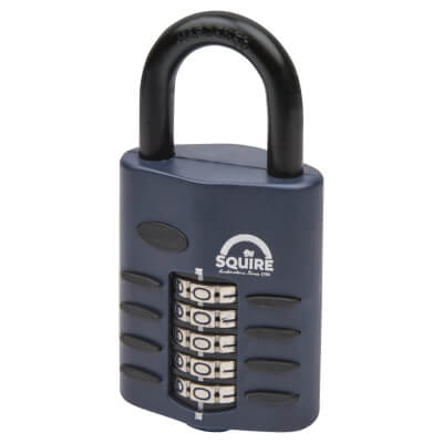 Squire Combi All Weather Padlock - 60mm