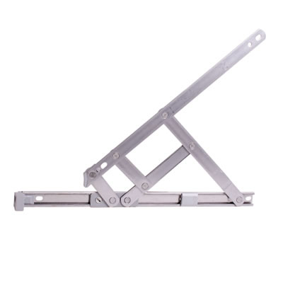 Securistyle Friction Hinge - uPVC/Timber - 300mm - Side Hung - Pair