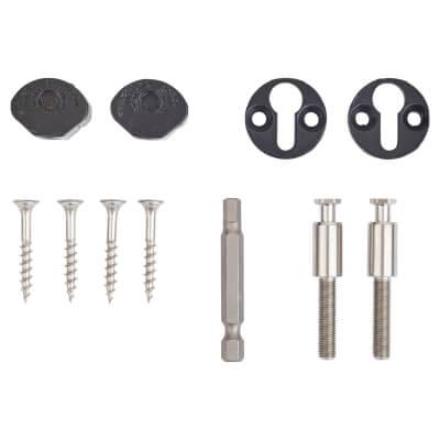 Zipbolt Straight Slipfix - PPQT17 150 - Exterior - Pack 2