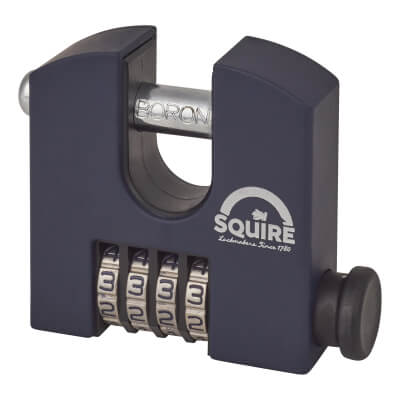 Squire Security Combination Padlock - 65mm