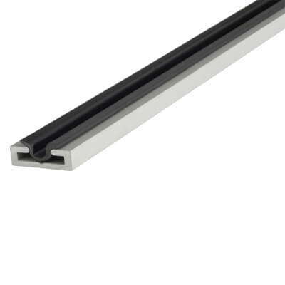 Sealmaster PEFS Wiping Seal - 2100mm - Satin Anodised Aluminium