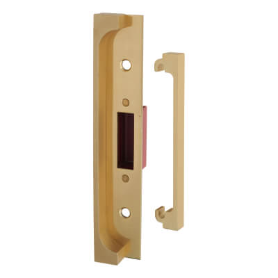 UNION® 2988 5 Lever Deadlock Rebate Kit - Brass