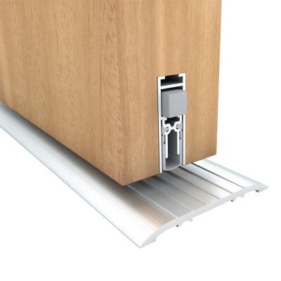Norsound M-12 WS Sliding Door Acoustic Drop Seal - 1083mm