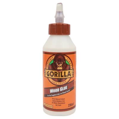 Gorilla Wood Glue - 236ml)