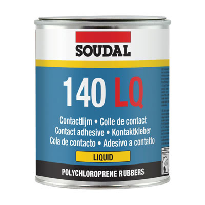 Soudal Contact Adhesive 140LQ - 5000ml)