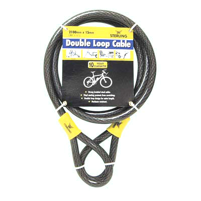 Double Loop Cable - 12 x 1200mm