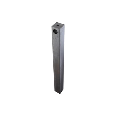 Steel Sash Weight - 19lb (8.61kg) - 540mm (21.25