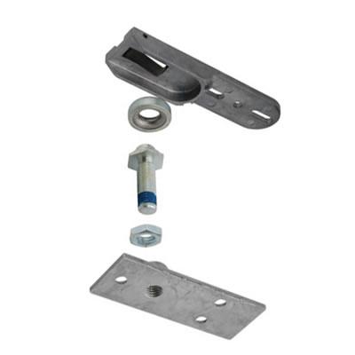 DORMA RTS85 Universal Floor Pivot - 8552/3 End Load)