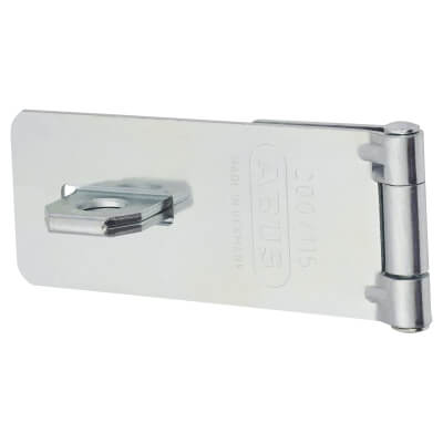 Abus 200 Traditional Hasp & Staple - 115mm)