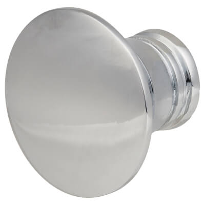 Touchpoint Jest Cabinet Knob - 29mm - Polished Chrome