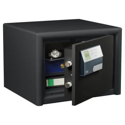 Burg Wächter CL 20 E Combi-Line Electronic Fire Safe - 360 x 495 x 445mm - Light Grey)