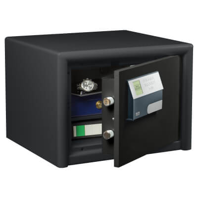 Burg Wächter CL 20 E Combi-Line Electronic Fire Safe - 360 x 495 x 445mm - Light Grey