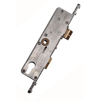 Fullex SL16 Single Spindle Gearbox - 68mm Centres - 35mm Backset - uPVC / Timber
