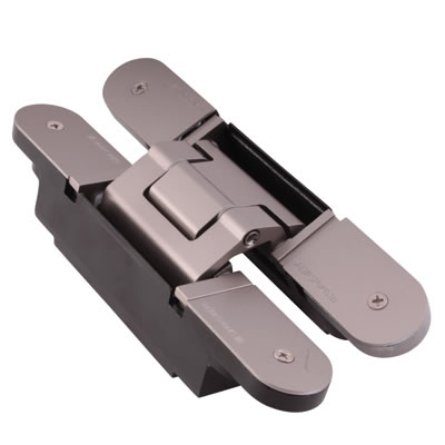 Simonswerk Tectus TE340 3D FR - 160 x 28mm - Stainless Steel Effect