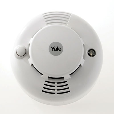 Yale® Easy-Fit Smoke Detector)