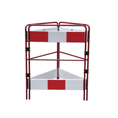 Temporary Safety Barrier - 3 Sided)