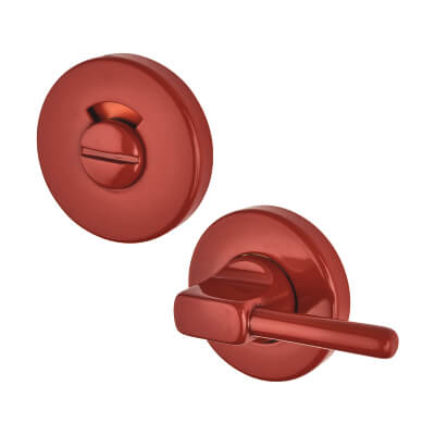 Hoppe Astra Escutcheon - Disabled Turn & Release