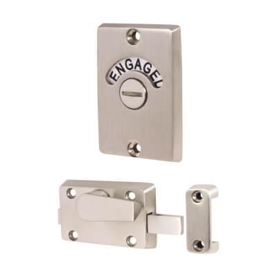 Bathroom Indicator Bolt Locks Ironmongerydirect