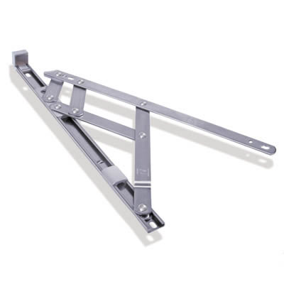 Securistyle Friction Hinge - uPVC/Timber - 250mm - Top Hung - Pair