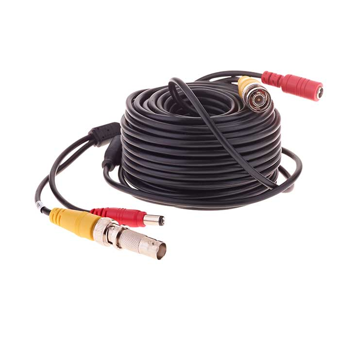 Yale® CCTV BNC Extension Cable - 30m