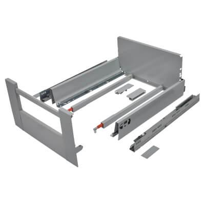 Blum TANDEMBOX ANTARO Internal Drawer - BLUMOTION - (H) 203mm x (D) 450mm x (W) 1000mm - Grey