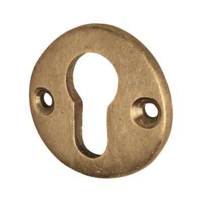 Louis Fraser Escutcheon - Euro - Oil Rubbed Bronze