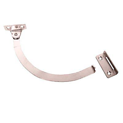 Quadrant Stay - Right Hand - 150mm - Nickel Plated