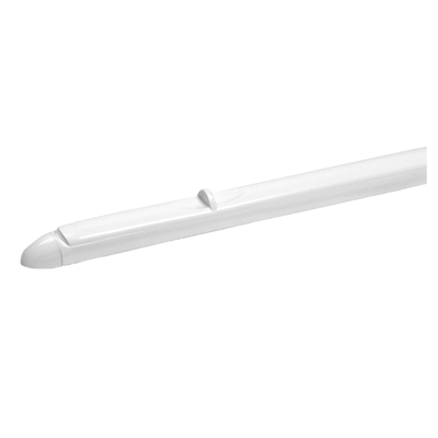 Trimvent XS13 - uPVC/Timber - Window Vent - Surface - 367 x 13mm - White)