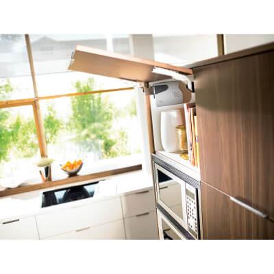 Blum AVENTOS HK Mechanism - Cabinet Door Lift - Power Factor (LF) 750-2500