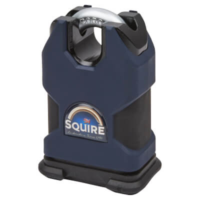 Squire High Security Closed Shackle Padlock - 50mm - Keyed to Differ