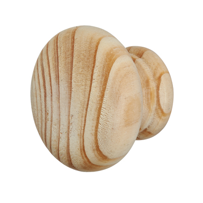 Touchpoint Cabinet Knob - 45mm - Pine