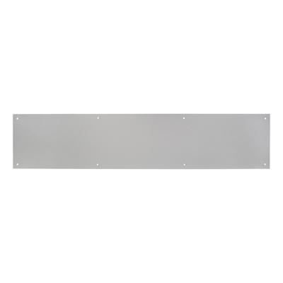 Made to Measure Kickplate 1.5mm - Satin Anodised Aluminium
