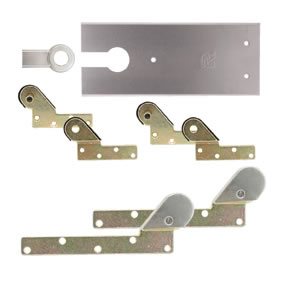 Rutland® TS7000 Accessory Pack - Single Action - Satin Stainless Steel
