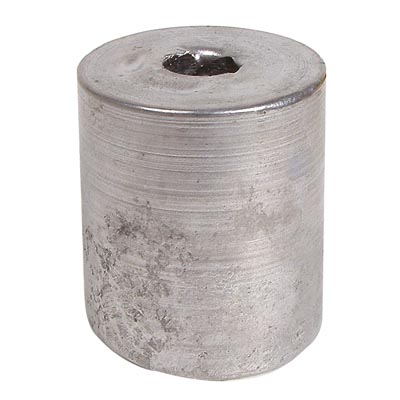 Lead Make Weight - 0.45kg (1lb) - Suits Round or Square Weights