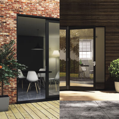 Barrier Vistafold and Patioslide Patio Door Track & Channel Pack - 3000mm