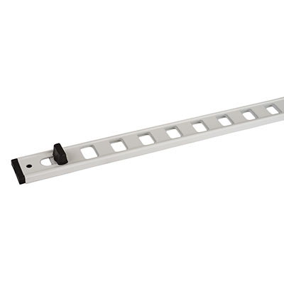 Trickle Vent - uPVC/Timber - 367 x 22mm - Metal Window Vent - White)