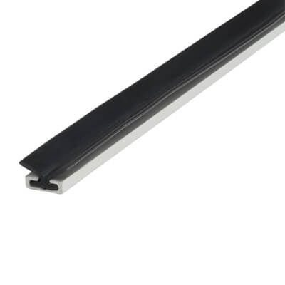 Sealmaster RCY Stop Seal - 2100mm - Satin Anodised Aluminium
