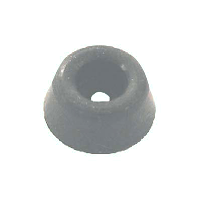 Rubber Seat Buffer - 19 x 10mm - Black - Pack 4