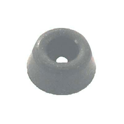 Rubber Seat Buffer - 19 x 10mm - Black - Pack 4