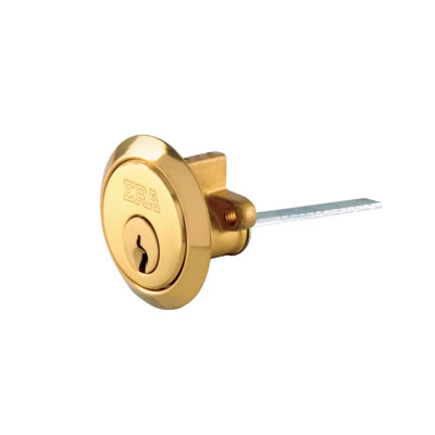 ERA® Replacement Cylinder - Brass - Keyed Alike)