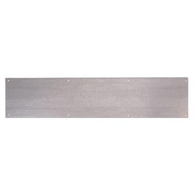 Kick Plate - 838 x 200 x 1.5mm - Galvanised Steel