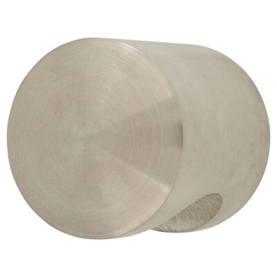 Altro Solid Turned Dome Cabinet Knob - 35mm - Satin Stainless Steel