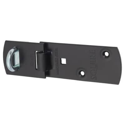 Squire Hardened Steel Hasp & Staple - 153 x 44mm