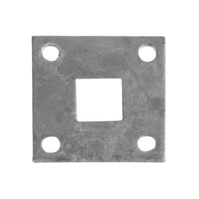 Monkey Tail 16mm Bolt Socket - Flat Keep - Zinc Plated